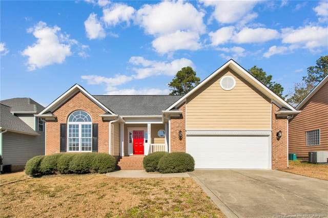 1522 Stonewood Drive, Fayetteville, NC 28306 (MLS #648870) :: The Signature Group Realty Team