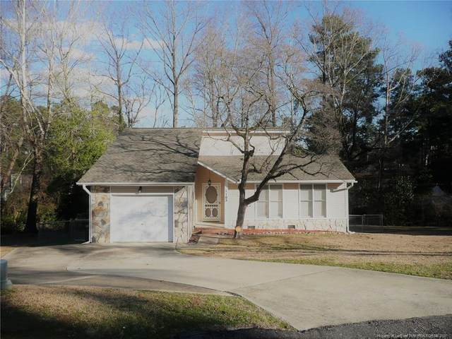 1103 Lake Mont Court, Fayetteville, NC 28311 (MLS #648886) :: The Signature Group Realty Team