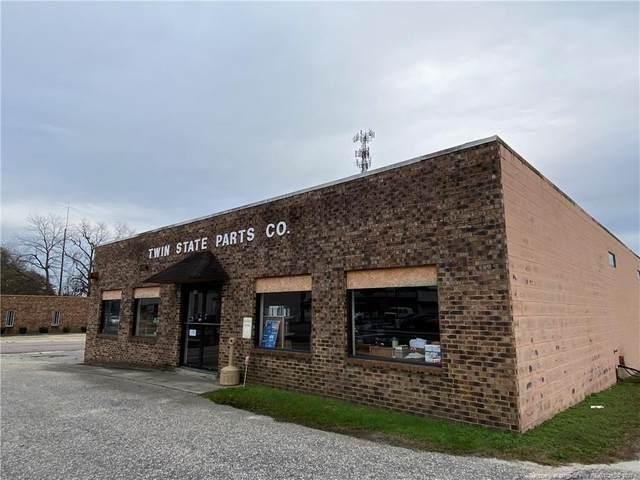 318 E 2nd Street, Lumberton, NC 28358 (MLS #648896) :: The Signature Group Realty Team
