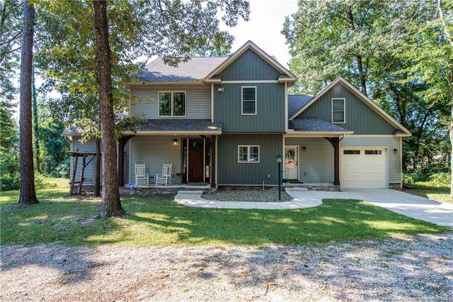 6441 Bingham Drive, Fayetteville, NC 28304 (MLS #648898) :: The Signature Group Realty Team