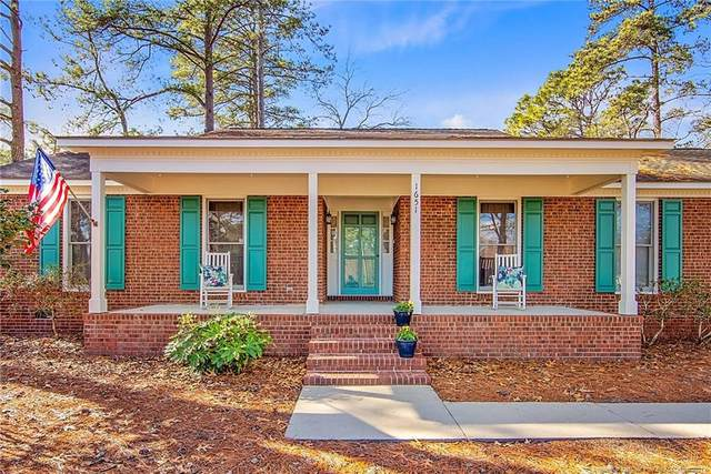1651 Greenock Avenue, Fayetteville, NC 28304 (MLS #648948) :: The Signature Group Realty Team