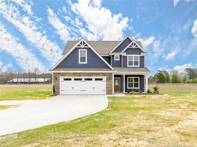 lot 12 Tanna Place, Cameron, NC 28326 (MLS #648950) :: The Signature Group Realty Team