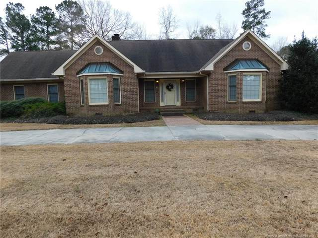 502 Sussex Lane, Lumberton, NC 28358 (MLS #648951) :: The Signature Group Realty Team