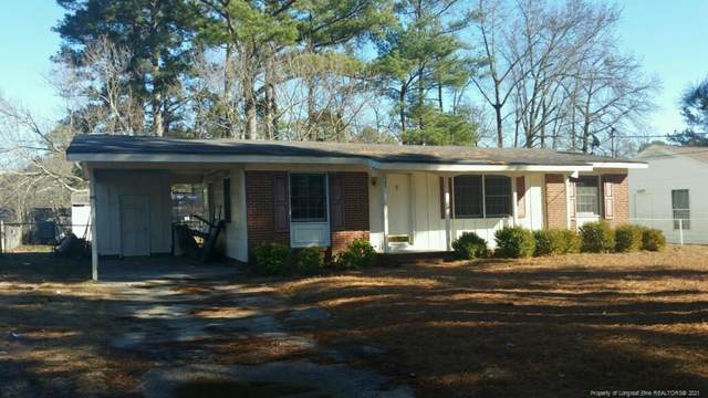 345 Milburn Drive, Fayetteville, NC 28314 (MLS #648963) :: The Signature Group Realty Team