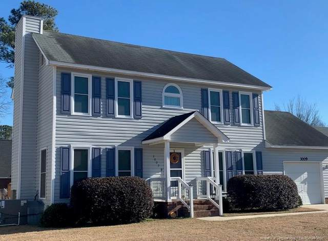 3009 Coachway Drive, Fayetteville, NC 28306 (MLS #648966) :: Freedom & Family Realty