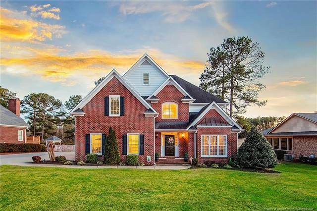 317 Shawcroft Road, Fayetteville, NC 28311 (MLS #648976) :: The Signature Group Realty Team