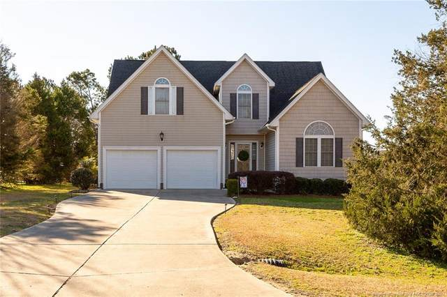 401 Cedar View Lane, Clinton, NC 28328 (MLS #648981) :: On Point Realty