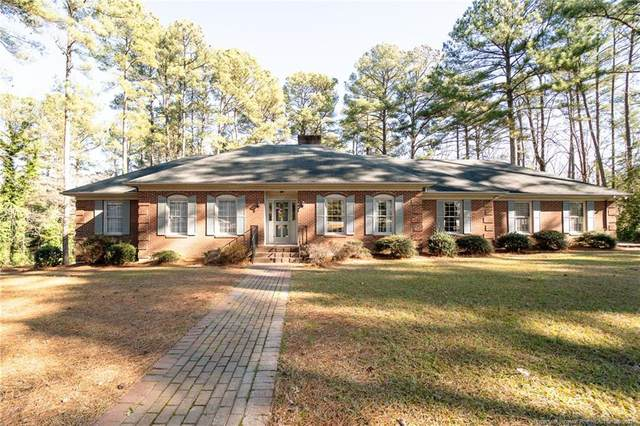 1820 Wilkins Drive, Sanford, NC 27330 (MLS #648988) :: The Signature Group Realty Team