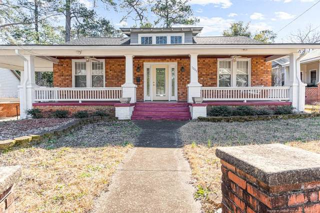 1009 Belmont Avenue, Fayetteville, NC 28305 (MLS #648989) :: The Signature Group Realty Team