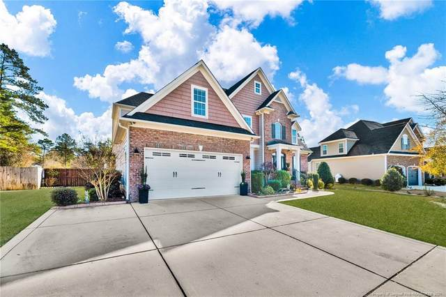 2713 Crestridge Court, Fayetteville, NC 28306 (MLS #648991) :: The Signature Group Realty Team