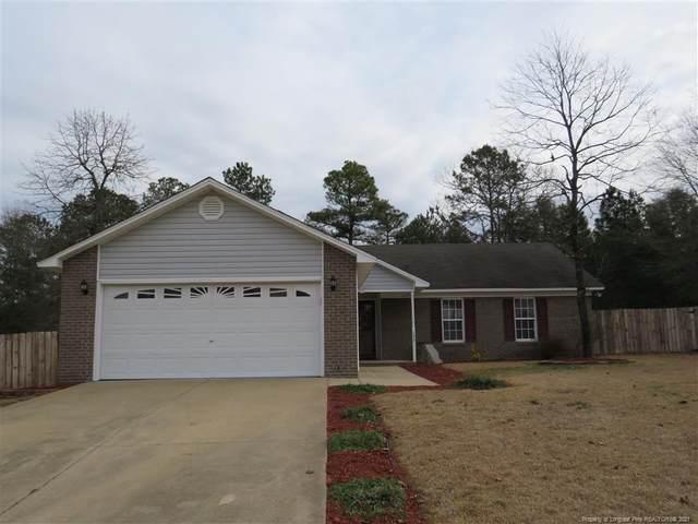 120 Woodbine Drive, Raeford, NC 28376 (MLS #649001) :: Moving Forward Real Estate