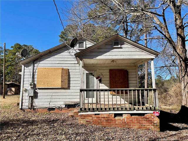 906 King Street, Sanford, NC 27330 (MLS #649020) :: The Signature Group Realty Team