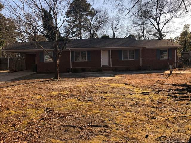 6343 Rutherglen Drive, Fayetteville, NC 28304 (MLS #649029) :: Freedom & Family Realty