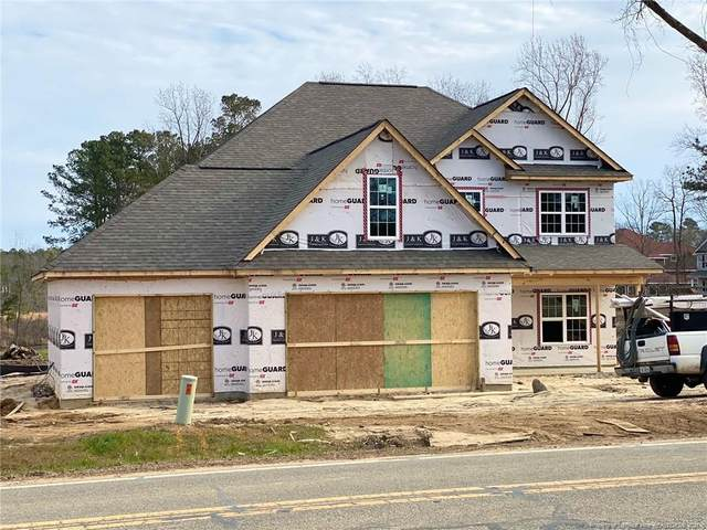 640 Townsend Road, Raeford, NC 28376 (MLS #649037) :: The Signature Group Realty Team