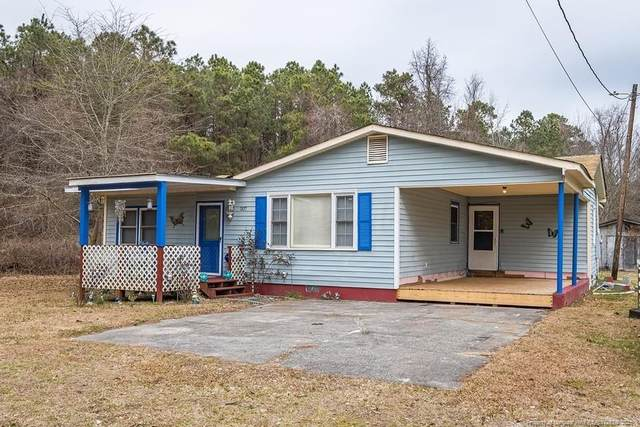 207 E Powersville Road, Lumberton, NC 28358 (MLS #649040) :: The Signature Group Realty Team