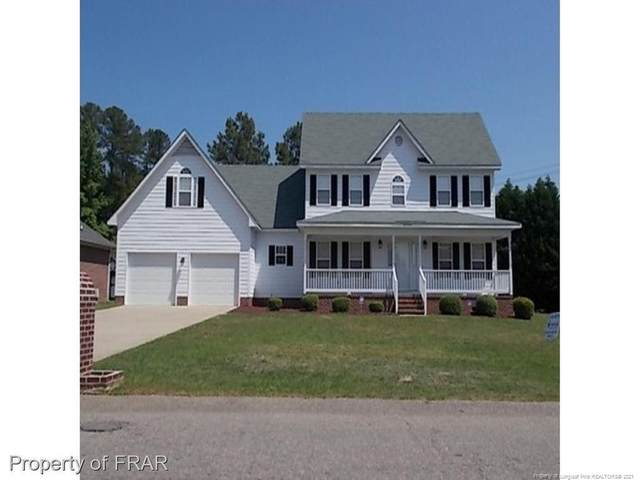 6500 Foxberry Road, Fayetteville, NC 28314 (MLS #649041) :: The Signature Group Realty Team