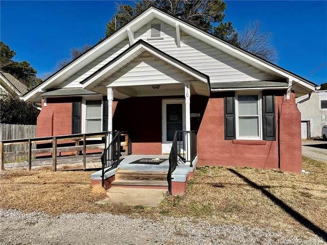110 Park Avenue, Sanford, NC 27330 (MLS #649043) :: The Signature Group Realty Team