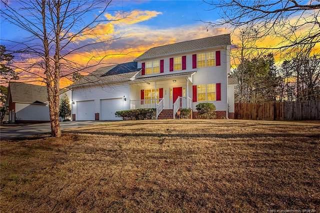215 Woodland Drive, Raeford, NC 28376 (MLS #649047) :: Moving Forward Real Estate