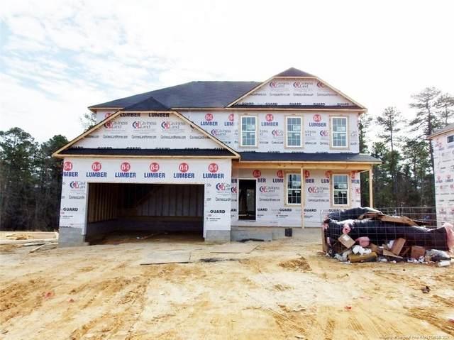 156 Silk Oak Drive, Bunnlevel, NC 28323 (MLS #649050) :: Moving Forward Real Estate