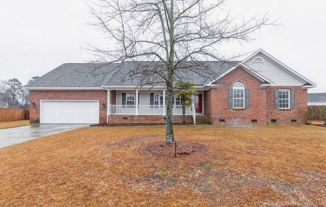 4709 Northern Dancer Place, Hope Mills, NC 28348 (MLS #649052) :: Moving Forward Real Estate