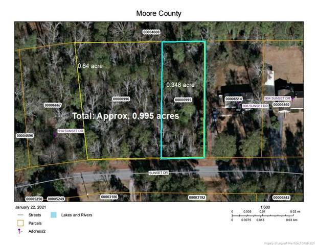 908 Sunset Drive, Carthage, NC 28327 (MLS #649054) :: Moving Forward Real Estate
