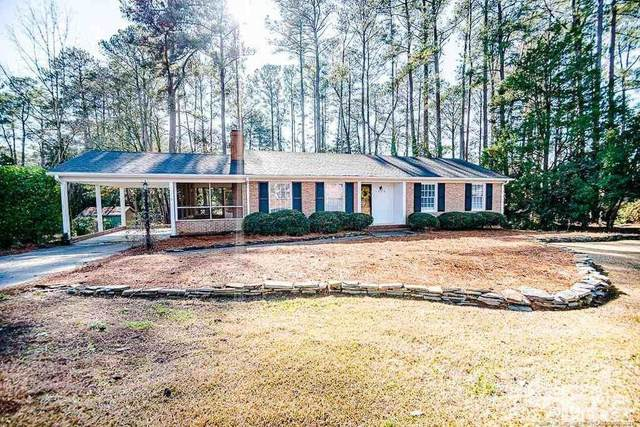 1903 Carbonton Road, Sanford, NC 27330 (MLS #649058) :: The Signature Group Realty Team