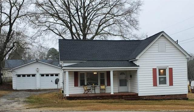302 N 13th Street, Erwin, NC 28339 (MLS #649068) :: The Signature Group Realty Team