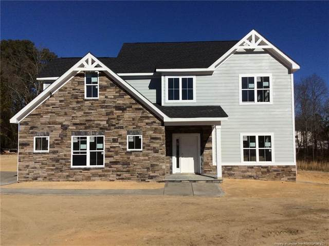 121 St James Way, Sanford, NC 27332 (MLS #649070) :: The Signature Group Realty Team