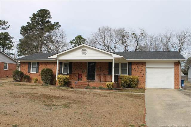1620 Diplomat Drive, Fayetteville, NC 28304 (MLS #649075) :: The Signature Group Realty Team