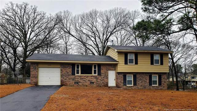 1302 Worstead Drive, Fayetteville, NC 28314 (MLS #649077) :: Freedom & Family Realty