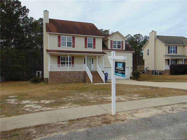 136 Kristin Avenue, Spring Lake, NC 28390 (MLS #649089) :: The Signature Group Realty Team