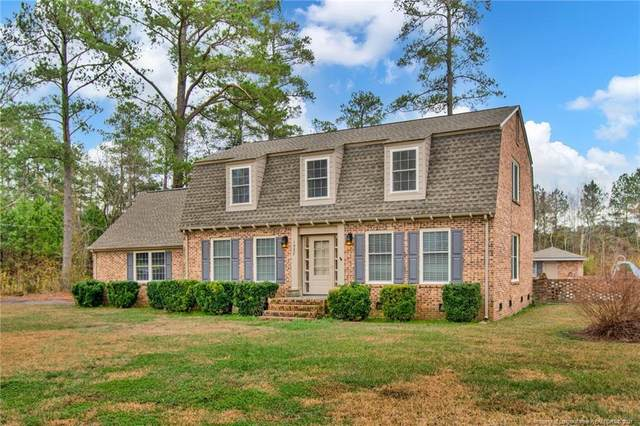 1537 Rice Road, Lumberton, NC 28358 (MLS #649090) :: The Signature Group Realty Team
