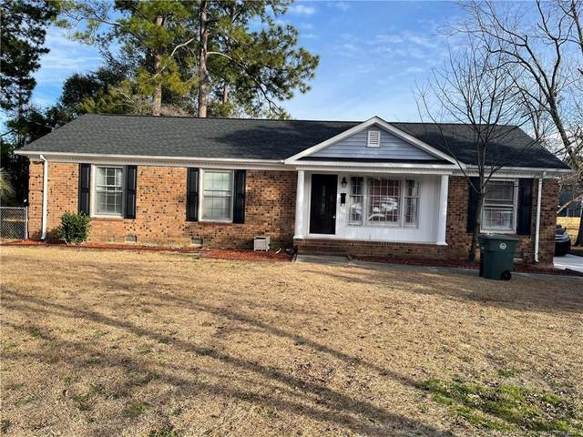 5052 Chesapeake Road, Fayetteville, NC 28311 (MLS #649093) :: The Signature Group Realty Team
