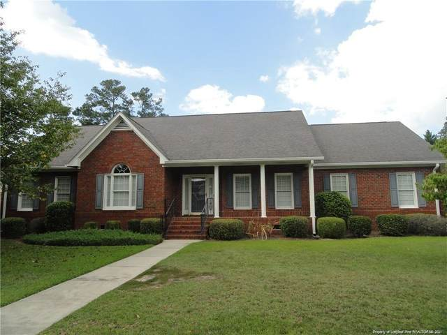 1105 Spanish Oak Lane, Lumberton, NC 28358 (MLS #649102) :: Freedom & Family Realty