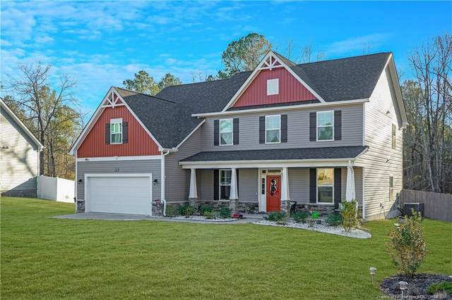 21 Dandelion Place, Spring Lake, NC 28390 (MLS #649106) :: The Signature Group Realty Team