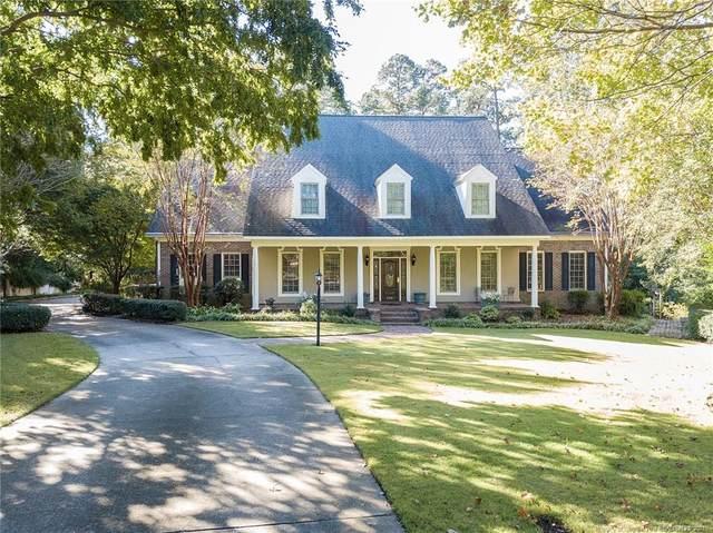 228 Grey Fox Lane, Fayetteville, NC 28303 (MLS #649119) :: Freedom & Family Realty