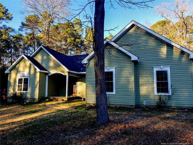 3261 Ridgefield Road, Eastover, NC 28312 (MLS #649134) :: Freedom & Family Realty