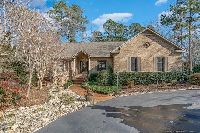 1934 Wedgewood Drive, Sanford, NC 27332 (MLS #649145) :: The Signature Group Realty Team
