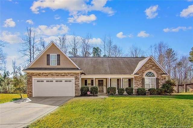 2915 Chanticleer Court, Fayetteville, NC 28306 (MLS #649155) :: The Signature Group Realty Team