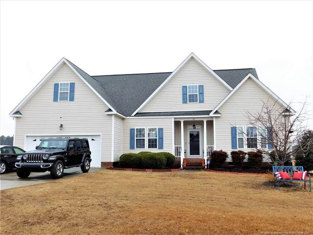 16 Natures Way, Dunn, NC 28334 (MLS #649205) :: The Signature Group Realty Team