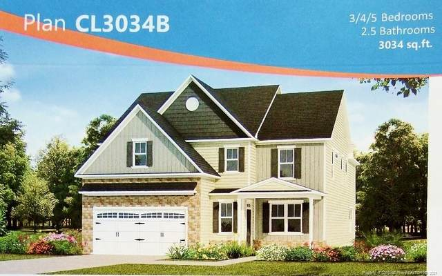139 Silk Oak (Lot 313) Drive, Bunnlevel, NC 28323 (MLS #649208) :: The Signature Group Realty Team