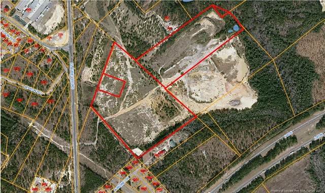Claude Lee Road, Fayetteville, NC 28306 (MLS #649218) :: Towering Pines Real Estate