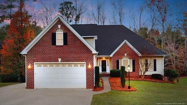 3406 Windmere Drive, Sanford, NC 27330 (MLS #649388) :: On Point Realty