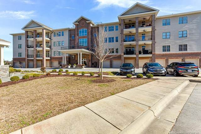 220 Hugh Shelton Loop #403, Fayetteville, NC 28301 (MLS #649395) :: The Signature Group Realty Team