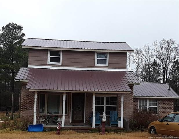 1873 Baxley Road, St. Pauls, NC 28384 (MLS #649456) :: The Signature Group Realty Team