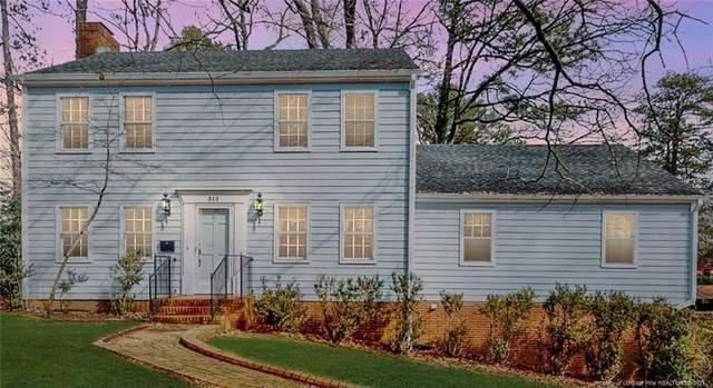 312 N Vance Street, Sanford, NC 27330 (MLS #649481) :: Moving Forward Real Estate