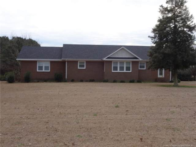 6160 Bonnetsville Road, Clinton, NC 28328 (MLS #649549) :: The Signature Group Realty Team
