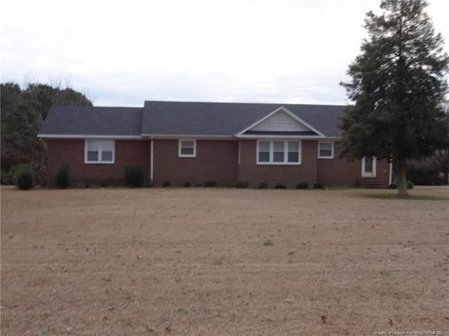 6160 Bonnetsville Road, Clinton, NC 28328 (MLS #649549) :: EXIT Realty Preferred