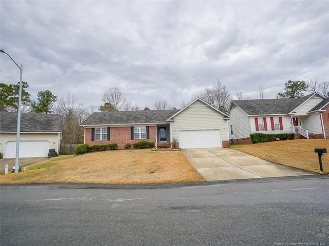 326 Beaconfield Drive, Fayetteville, NC 28311 (MLS #649577) :: The Signature Group Realty Team
