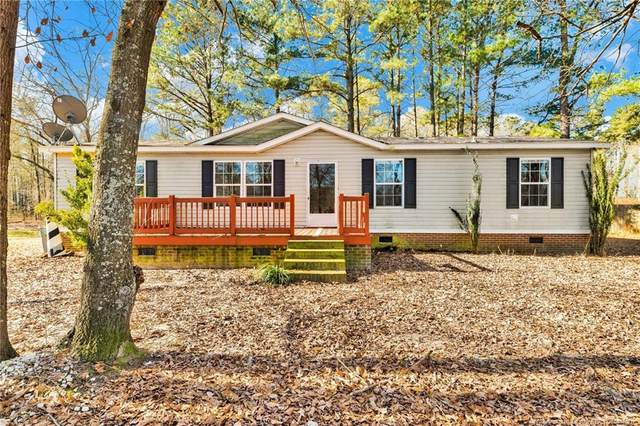 357 Butterfly Lane, Shannon, NC 28386 (MLS #649598) :: The Signature Group Realty Team